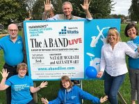 Crewe & District Parkinson's UK branch raises £5,600 at Nantwich event