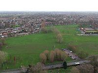 Barony Sports complex in Nantwich