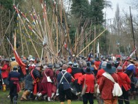 Thousands expected for Battle of Nantwich 'Holly Holy Day' event