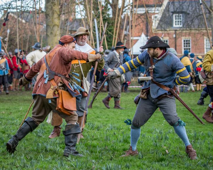 Battle of Nantwich 2019, 15