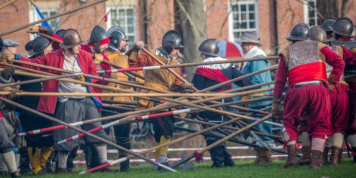 Battle of Nantwich 2019, 9