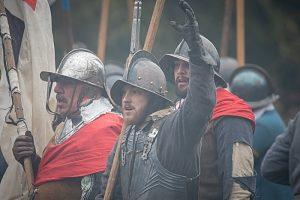 "Nantwich Museum unveils new ""Battle of Nantwich"" video"