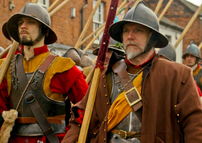 Battle of Nantwich, Holly Holy Day