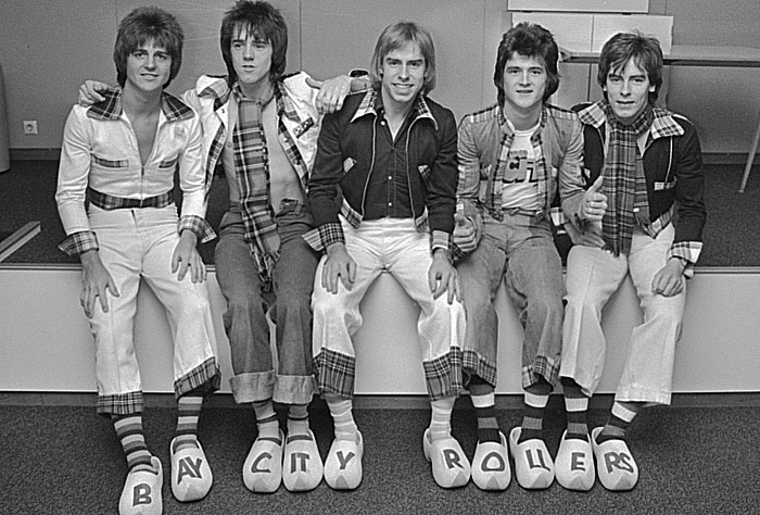 Bay City Rollers 1976 - pic by Rob Bogaerts (ANEFO) under creative commons