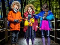 """BeWILDerwood in Cheshire to stage """"Glowing Lantern Parade"""" in October"""