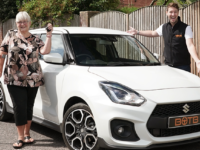 Beechmere care home fire victim wins £22,000 car in BOTB competition