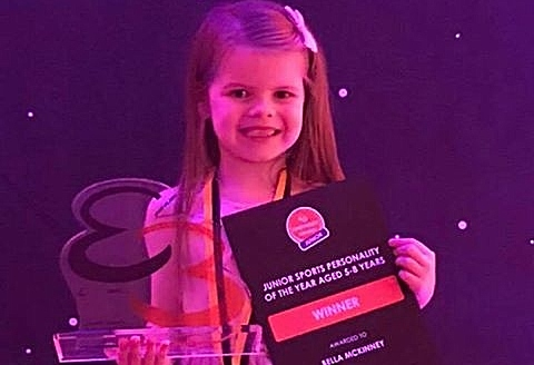Bella Mckinney - Everybody junior awards