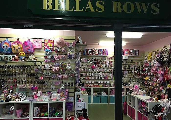 Disney - Bella's bows Nantwich Market
