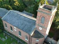 Bells of St Mary's Church Wistaston mark 100-year anniversary