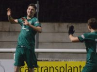 Nantwich Town reach semi-finals of Cheshire Senior Cup