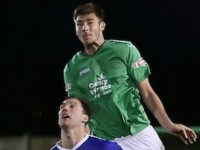 "Defender Ben Harrison saw Nantwich Town as ""fresh challenge"""