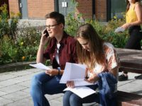 Brine Leas celebrates GCSE success under new grading system