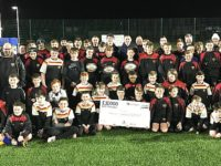 Crewe & Nantwich RUFC earn £10,000 Sale Sharks boost thanks to Curry twin stars