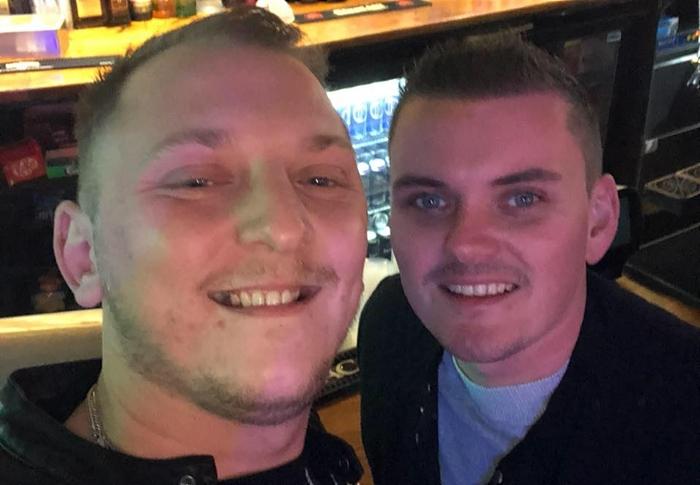 Ben and Wayne of Wilbraham Arms