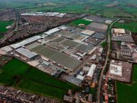 Bentley Motors union members in Crewe back strike action over pension change plan