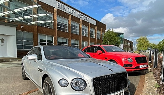 redundancies - Bentley Motors factory - Pyms Lane