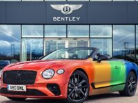 Bentley main partner for Cheshire East Virtual Pride 2020