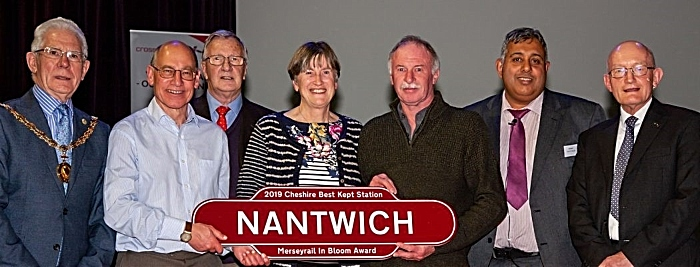 Best Kept Station 2020 - Nantwich