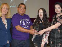 Media students win 'Best Short Film' at Nantwich Film Festival