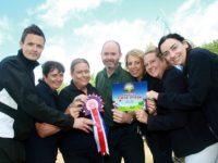 Reaseheath College staff celebrate Nantwich Show awards