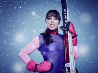 "Beth Tweddle ""stable"" after ski injury in TV show The Jump"