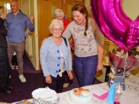 Nantwich Police throw 50-year party for loyal employee Betty Chesters