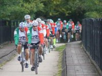 England cricket stars to cycle to Nantwich for Tom Maynard Trust event
