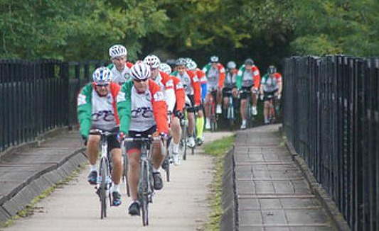 Big Bike Ride 3 - Tom Maynard Trust