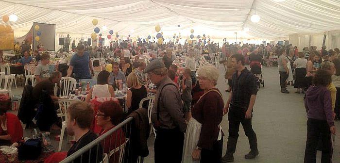 Big Day Out Nantwich, 2014