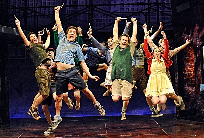 Blood Brothers at Lyceum