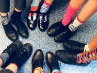 St Anne's Primary in Nantwich run Odd Socks Day in anti-bullying week