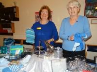 Holly Fair in Wistaston helps raise more than £1,500