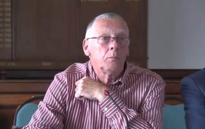 Bob Fousert - chair of cheshire police crime panel watchdog