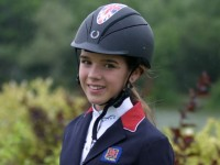 Nantwich girl, 14, to ride for GB at European Jumping Championships