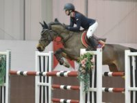 Nantwich teenage rider storms to equestrian qualifiers victory