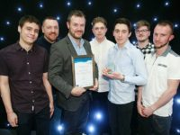 Dog trainer and shop boss scoop Reaseheath College apprentice awards