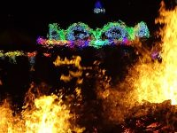 Thousands enjoy Crewe & Nantwich Lions Bonfire and Fireworks event