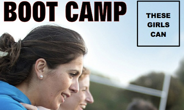 Boot Camp for women at Crewe & Nantwich RUFC