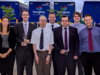 Nantwich-based Boughey Distribution scoops national IT award