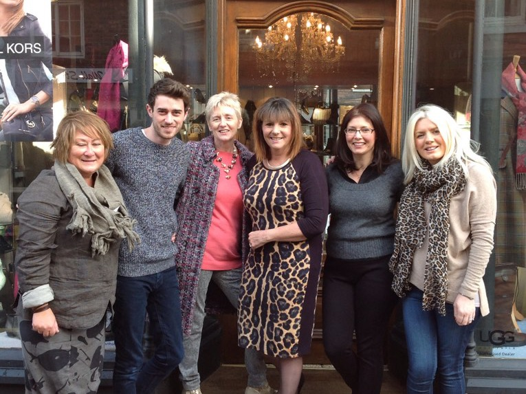 Fashion Night Out in Nantwich, retailers
