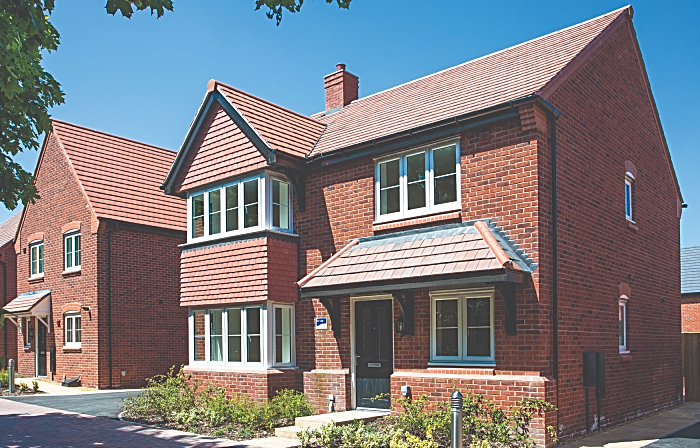 Bovis Homes - home reach scheme in Nantwich