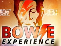 Review: The Bowie Experience, Crewe Lyceum Theatre