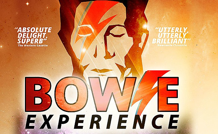 Bowie Experience - Crewe Lyceum