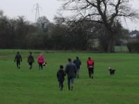 Wistaston walkers stroll the village to keep footpaths open