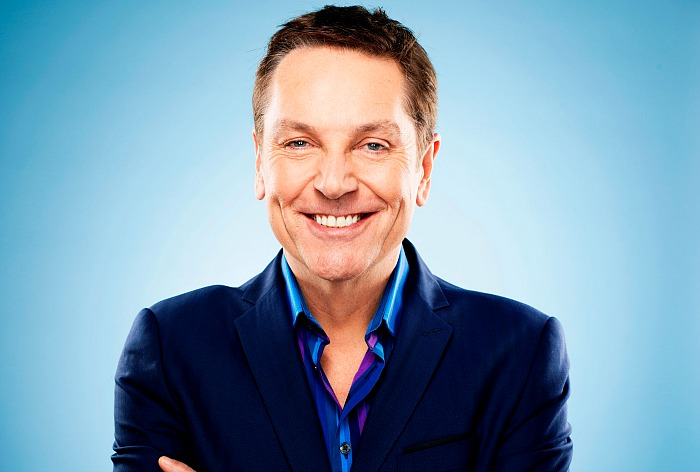 Brian Conley at Crewe Lyceum