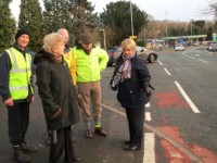 Wistaston road users call for Broughton Lane safety action