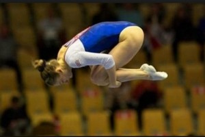 Nantwich's Bryony Page secures second Olympic medal