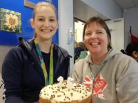 Rio medalist Bryony Page helps Wrenbury gym celebrate 25 years