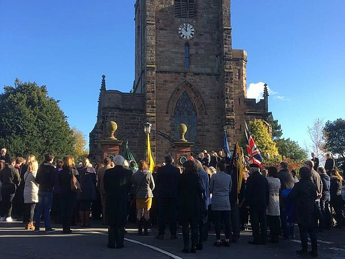 Bunbury Remembrance Sunday