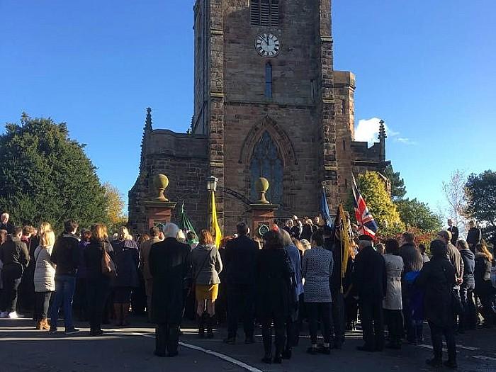 Bunbury Remembrance Sunday
